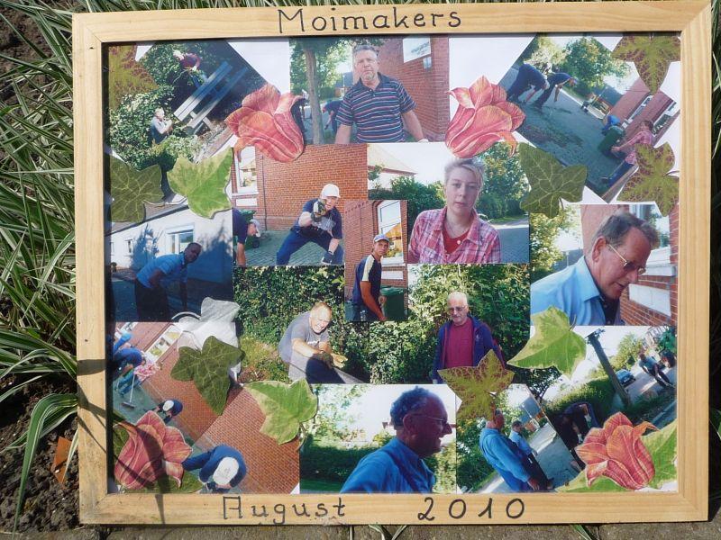 Collage der Moijmakers
