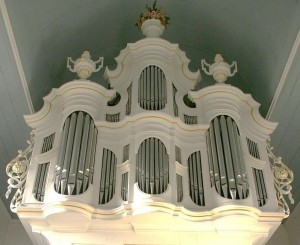 Wenthin-Orgel
